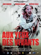 Aux yeux des vivants - French Movie Poster (xs thumbnail)