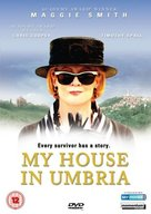 My House in Umbria - British DVD cover (xs thumbnail)