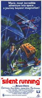 Silent Running - Australian Movie Poster (xs thumbnail)