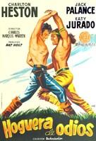 Arrowhead - Spanish Movie Poster (xs thumbnail)