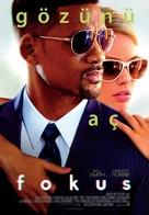Focus - Turkish Movie Poster (xs thumbnail)