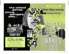 The Naked Zoo - Movie Poster (xs thumbnail)
