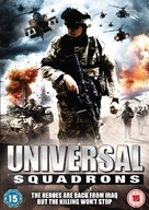 Universal Squadrons - British DVD movie cover (xs thumbnail)