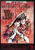 My Fair Lady - French Movie Poster (xs thumbnail)