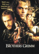 The Brothers Grimm - poster (xs thumbnail)