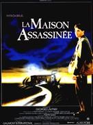 La maison assassinée - French Movie Poster (xs thumbnail)