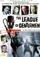 The League of Gentlemen - British Movie Cover (xs thumbnail)