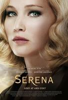 Serena - British Movie Poster (xs thumbnail)
