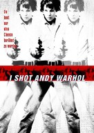 I Shot Andy Warhol - German poster (xs thumbnail)