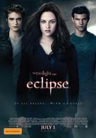 The Twilight Saga: Eclipse - Australian Movie Poster (xs thumbnail)
