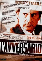 L'adversaire - Italian Movie Poster (xs thumbnail)