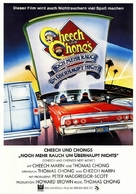Cheech & Chong's Next Movie - German Movie Poster (xs thumbnail)