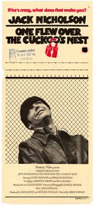 One Flew Over the Cuckoo's Nest - Australian Movie Poster (xs thumbnail)