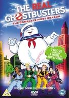 """The Real Ghost Busters"" - British DVD movie cover (xs thumbnail)"
