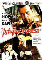 The Petrified Forest - DVD movie cover (xs thumbnail)