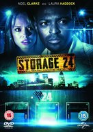 Storage 24 - British DVD cover (xs thumbnail)