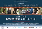 All the Invisible Children - British Movie Poster (xs thumbnail)