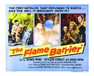 The Flame Barrier - Movie Poster (xs thumbnail)