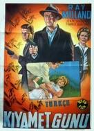 Panic in Year Zero! - Turkish Movie Poster (xs thumbnail)