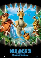 Ice Age: Dawn of the Dinosaurs - Swedish Movie Poster (xs thumbnail)