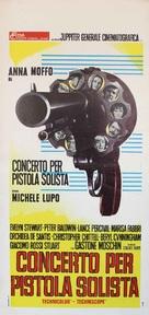 Concerto per pistola solista - Italian Movie Poster (xs thumbnail)