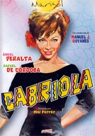 Cabriola - Spanish Movie Cover (xs thumbnail)