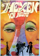 Le streghe - German Movie Poster (xs thumbnail)