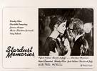 Stardust Memories - British Movie Poster (xs thumbnail)