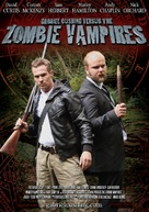 """Gabriel Cushing Versus the Zombie Vampires"" - British Movie Poster (xs thumbnail)"