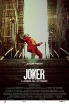 Joker - Romanian Movie Poster (xs thumbnail)