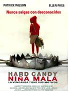 Hard Candy - Mexican Movie Poster (xs thumbnail)