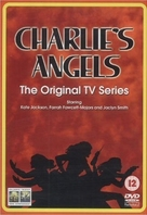 """""""Charlie's Angels"""" - British DVD movie cover (xs thumbnail)"""