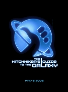 The Hitchhiker's Guide to the Galaxy - Teaser poster (xs thumbnail)