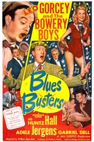Blues Busters - Movie Poster (xs thumbnail)