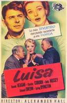 Louisa - Spanish Movie Poster (xs thumbnail)