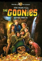 The Goonies - Finnish Movie Cover (xs thumbnail)