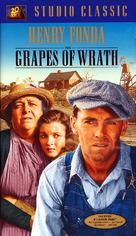 The Grapes of Wrath - VHS cover (xs thumbnail)