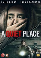 A Quiet Place - Danish DVD movie cover (xs thumbnail)