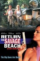 L.E.T.H.A.L. Ladies: Return to Savage Beach - DVD cover (xs thumbnail)