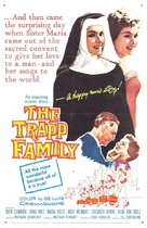 Die Trapp-Familie - Movie Poster (xs thumbnail)