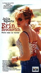 Erin Brockovich - Italian VHS cover (xs thumbnail)