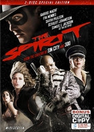 The Spirit - Movie Cover (xs thumbnail)