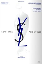 Yves Saint Laurent - French DVD cover (xs thumbnail)