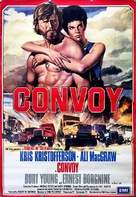 Convoy - British Movie Poster (xs thumbnail)