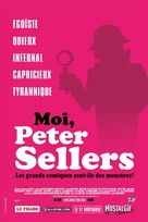 The Life And Death Of Peter Sellers - French Movie Poster (xs thumbnail)