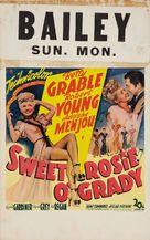 Sweet Rosie O'Grady - poster (xs thumbnail)