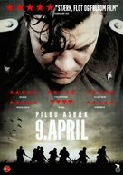 9. april - Danish DVD movie cover (xs thumbnail)