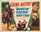 Rootin' Tootin' Rhythm - Movie Poster (xs thumbnail)