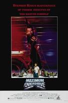 Maximum Overdrive - Movie Poster (xs thumbnail)