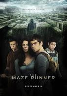 The Maze Runner - Theatrical poster (xs thumbnail)